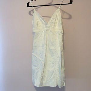 White Garage Summer Dress